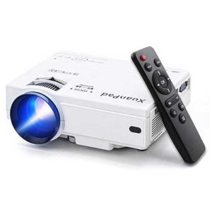 videoprojecteur led mini xuanpad