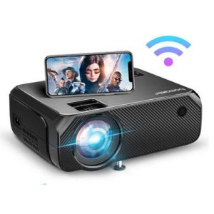 videoprojecteur pas cher wireless screen mirroring bomaker